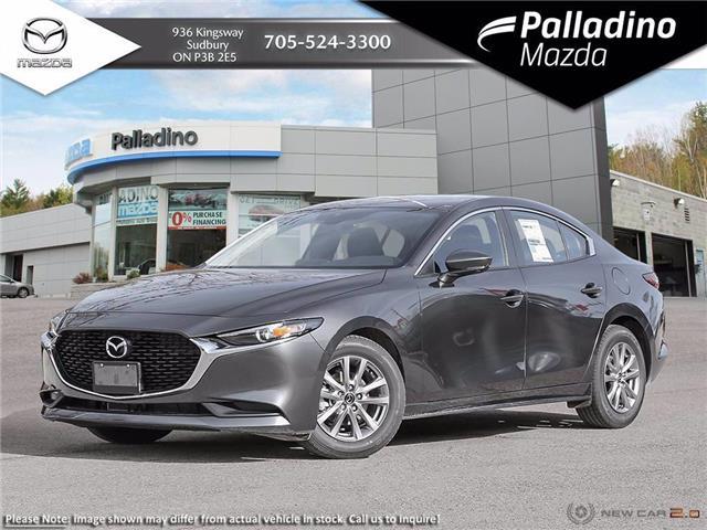 2021 Mazda Mazda3 GX (Stk: 8095) in Greater Sudbury - Image 1 of 23