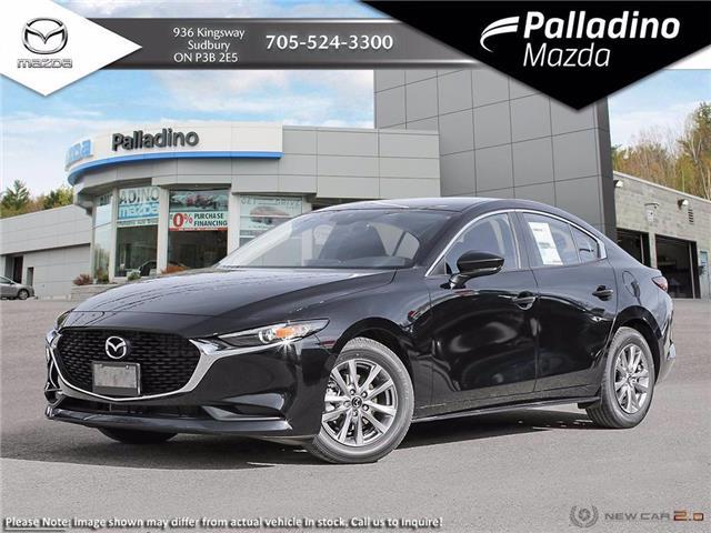 2021 Mazda Mazda3 GX (Stk: 8104) in Greater Sudbury - Image 1 of 23