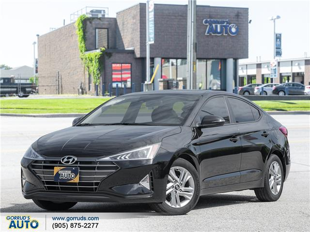 2019 Hyundai Elantra Preferred (Stk: 763156) in Milton - Image 1 of 20