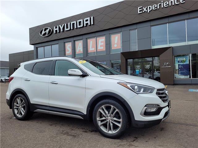 2017 Hyundai Santa Fe Sport 2.0T Limited (Stk: N1389A) in Charlottetown - Image 1 of 11