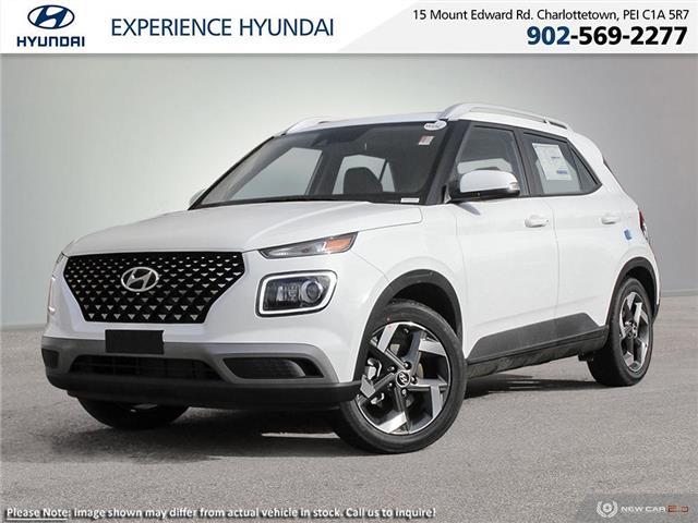 2021 Hyundai Venue Ultimate w/Black Interior (IVT) (Stk: N1390) in Charlottetown - Image 1 of 23