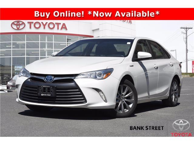 2016 Toyota Camry Hybrid XLE (Stk: 19-29169A) in Ottawa - Image 1 of 23
