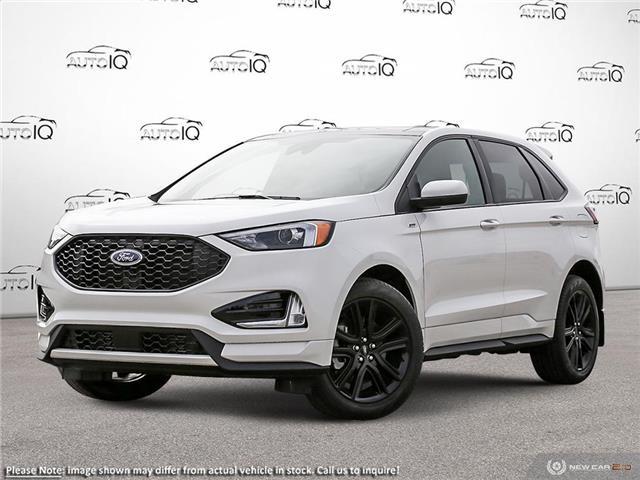 2021 Ford Edge ST Line White