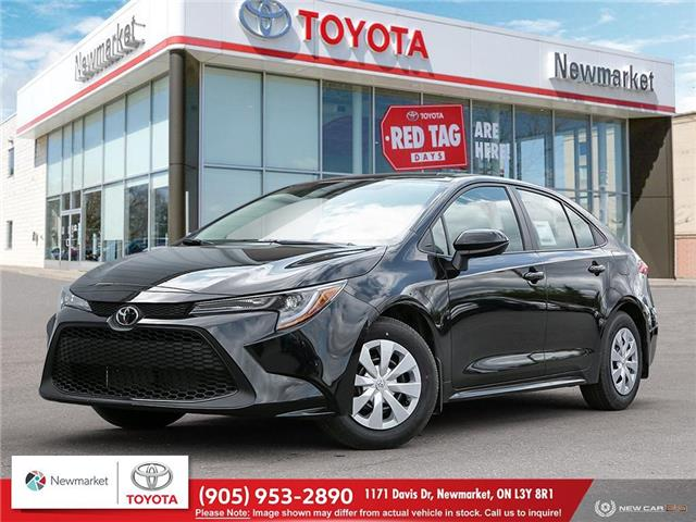 2021 Toyota Corolla L (Stk: 36272) in Newmarket - Image 1 of 23