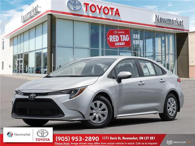 2021 Toyota Corolla L (Stk: 36269) in Newmarket - Image 1 of 23