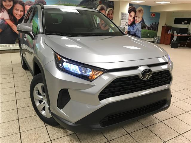 2021 Toyota RAV4 LE (Stk: 211100) in Calgary - Image 1 of 20