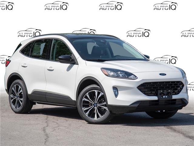 2021 Ford Escape SEL (Stk: 21ES496) in St. Catharines - Image 1 of 26