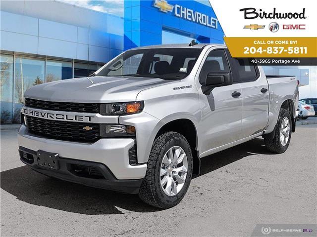 2021 Chevrolet Silverado 1500 Custom (Stk: G21698) in Winnipeg - Image 1 of 27