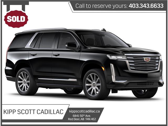 New 2021 Cadillac Escalade Premium Luxury  - Red Deer - Kipp Scott GMC Cadillac Buick
