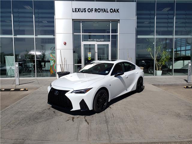 2021 Lexus IS 350 Base (Stk: L21398) in Calgary - Image 1 of 13