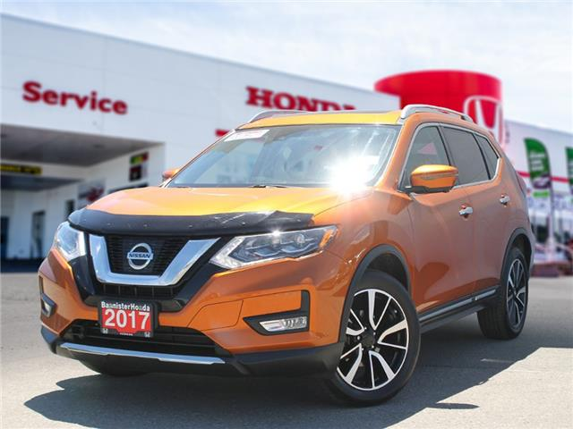2017 Nissan Rogue  (Stk: P21-120) in Vernon - Image 1 of 16