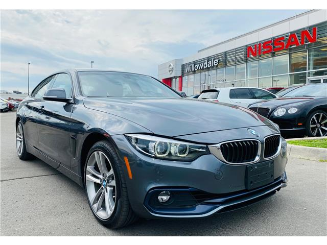 2018 BMW 430i xDrive Gran Coupe (Stk: C35845) in Thornhill - Image 1 of 23