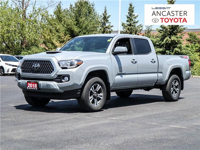 2018 Toyota Tacoma SR5 (Stk: 4186) in Ancaster - Image 1 of 7