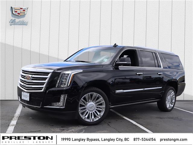 2018 Cadillac Escalade ESV Platinum (Stk: X32661) in Langley City - Image 1 of 30
