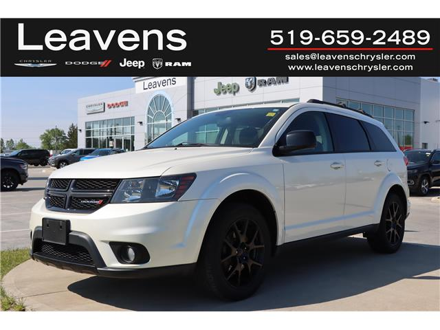 2016 Dodge Journey SXT/Limited (Stk: LC21099A) in London - Image 1 of 21