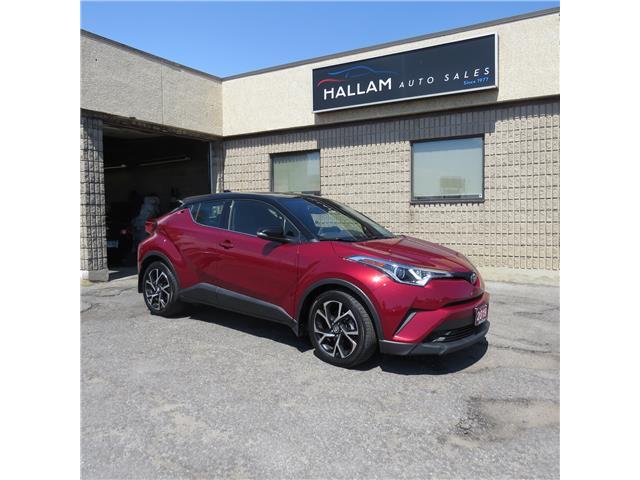 2019 Toyota C-HR Base (Stk: ) in Kingston - Image 1 of 18