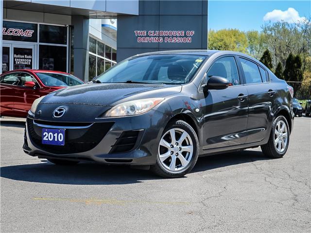 2010 Mazda Mazda3  (Stk: N210471B) in Markham - Image 1 of 25