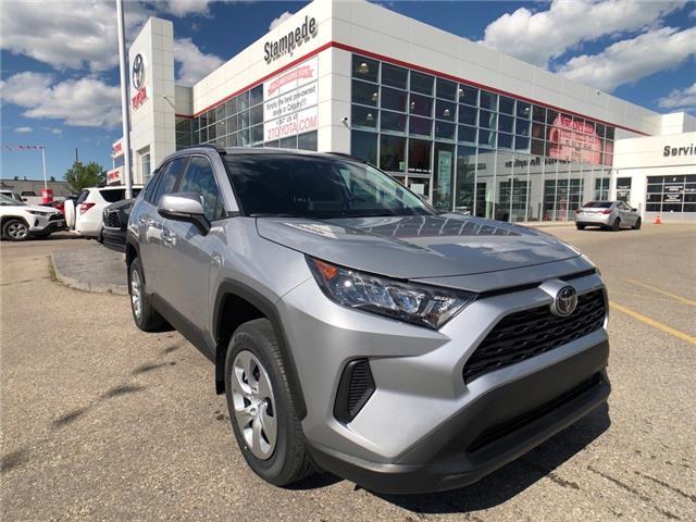 2021 Toyota RAV4 LE (Stk: 210719) in Calgary - Image 1 of 20