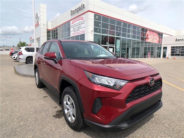 2021 Toyota RAV4 XLE (Stk: 210733) in Calgary - Image 1 of 19