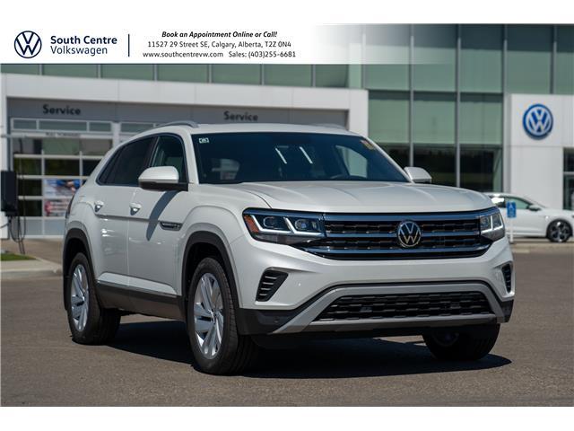 2021 Volkswagen Atlas Cross Sport 2.0 TSI Highline (Stk: 10288) in Calgary - Image 1 of 43