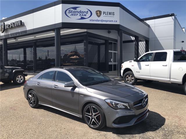 2018 Mercedes-Benz CLA 250 Base (Stk: 5M150A) in Medicine Hat - Image 1 of 23