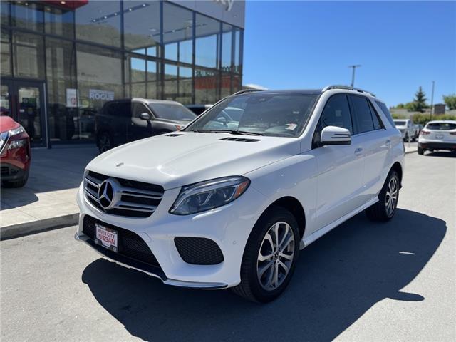 2019 Mercedes-Benz GLE 400 Base (Stk: UT1606) in Kamloops - Image 1 of 34