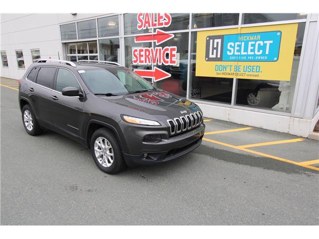 2017 Jeep Cherokee North (Stk: PW2356) in St. John\'s - Image 1 of 21