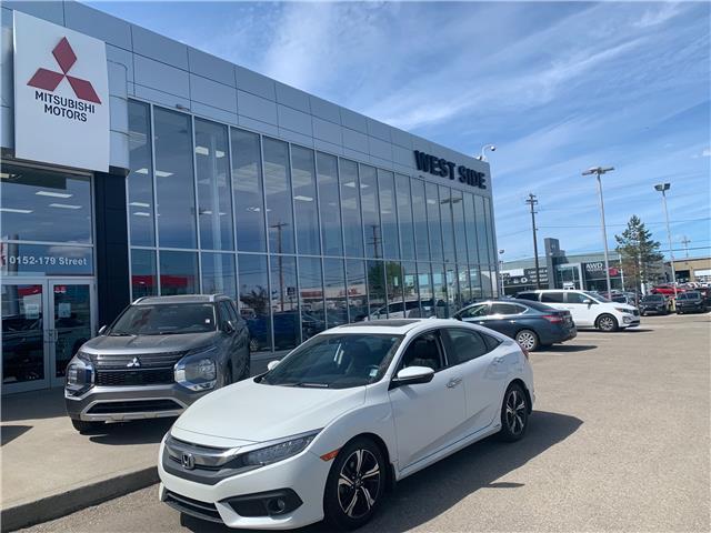 2016 Honda Civic Touring (Stk: BM4146) in Edmonton - Image 1 of 28