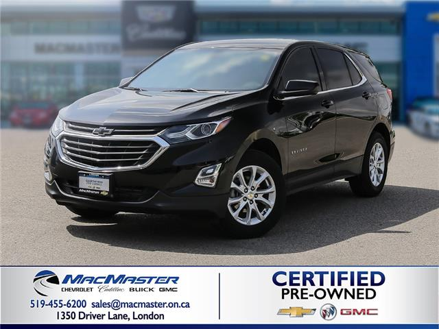 2019 Chevrolet Equinox 1LT (Stk: 210512A) in London - Image 1 of 10