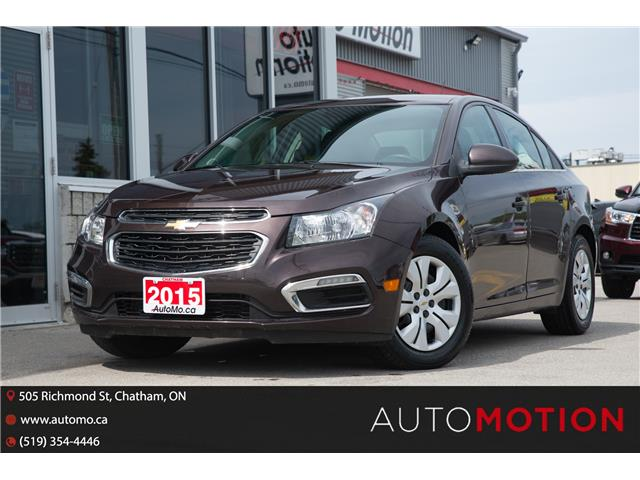 2015 Chevrolet Cruze 1LT (Stk: 21928) in Chatham - Image 1 of 20