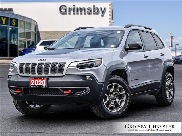 2020 Jeep Cherokee Trailhawk (Stk: U5172) in Grimsby - Image 1 of 28