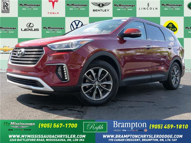 2017 Hyundai Santa Fe XL Luxury (Stk: 21370A) in Mississauga - Image 1 of 29