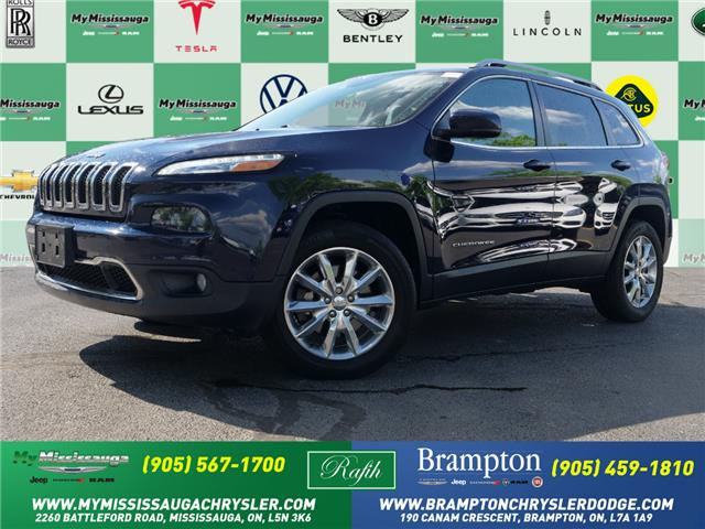 2016 Jeep Cherokee Limited (Stk: 21299A) in Mississauga - Image 1 of 26