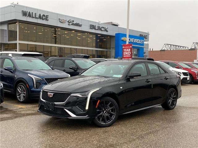2021 Cadillac CT4 Sport (Stk: 112287) in Milton - Image 1 of 19