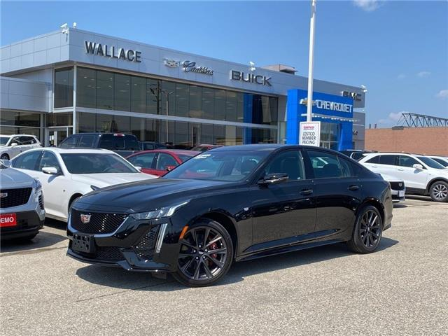 2021 Cadillac CT5 Sport (Stk: 126550) in Milton - Image 1 of 23