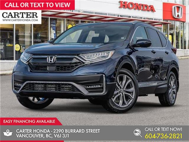 2021 Honda CR-V Touring (Stk: 2M60090) in Vancouver - Image 1 of 24