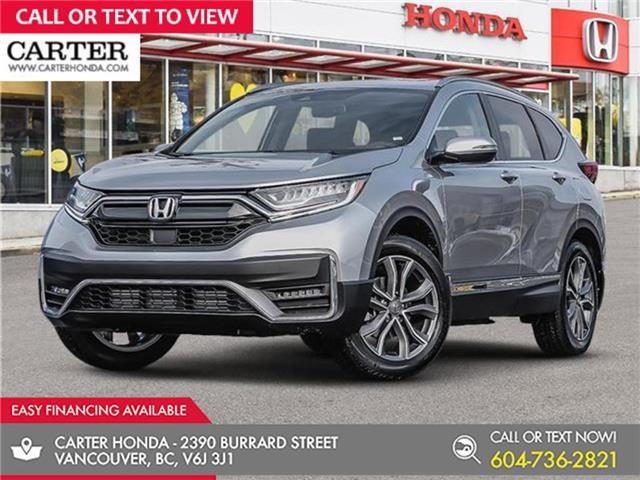 2021 Honda CR-V Touring (Stk: 2M69780) in Vancouver - Image 1 of 24