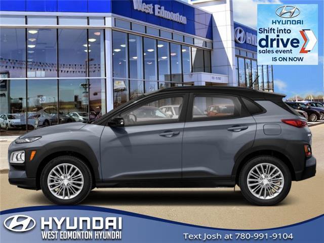 2021 Hyundai Kona 1.6T Trend w/Two-Tone Roof (Stk: KN18298) in Edmonton - Image 1 of 1