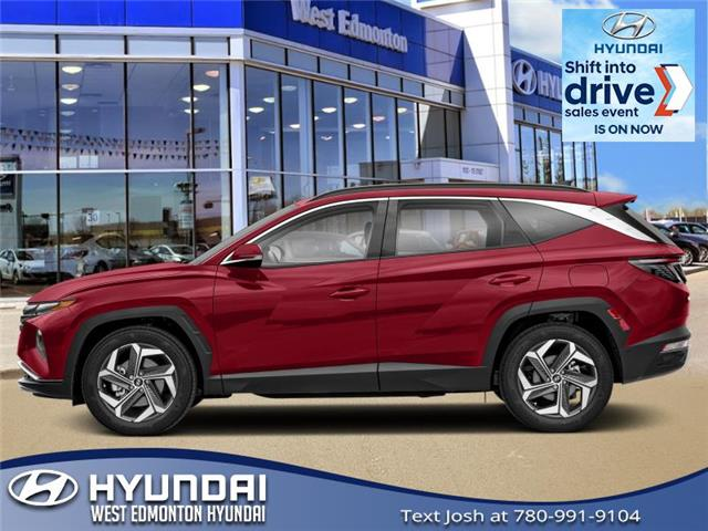 2022 Hyundai Tucson Preferred w/Trend Package (Stk: TC21357) in Edmonton - Image 1 of 1