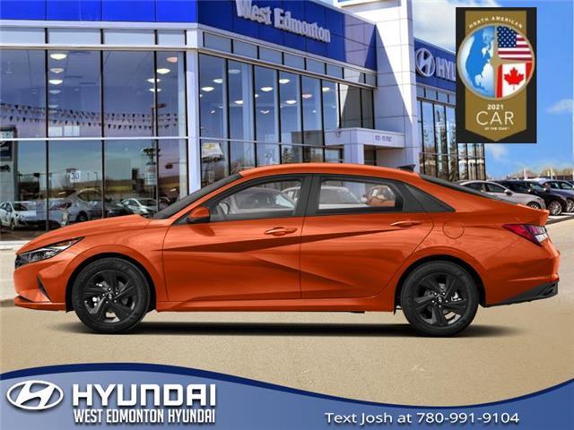 2021 Hyundai Elantra Preferred w/Sun & Tech Pkg (Stk: EL16400) in Edmonton - Image 1 of 1