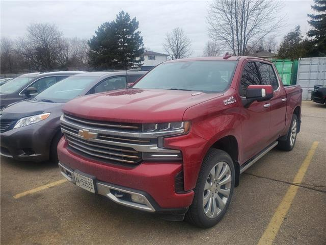 2021 Chevrolet Silverado 1500 4WD Crew Cab 147  High Country (Stk: 188186D) in Milton - Image 1 of 1