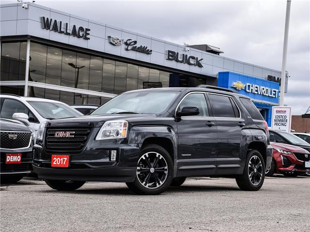 2017 GMC Terrain AWD SLE 2.4L 4CYL, NAV, SAFETY PKG, ACCIDENT FREE (Stk: PL5385) in Milton - Image 1 of 19