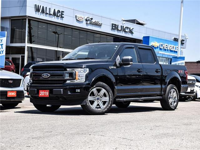 2019 Ford F-150 XL 4WD SuperCrew 5.5' Box (Stk: 124354A) in Milton - Image 1 of 22