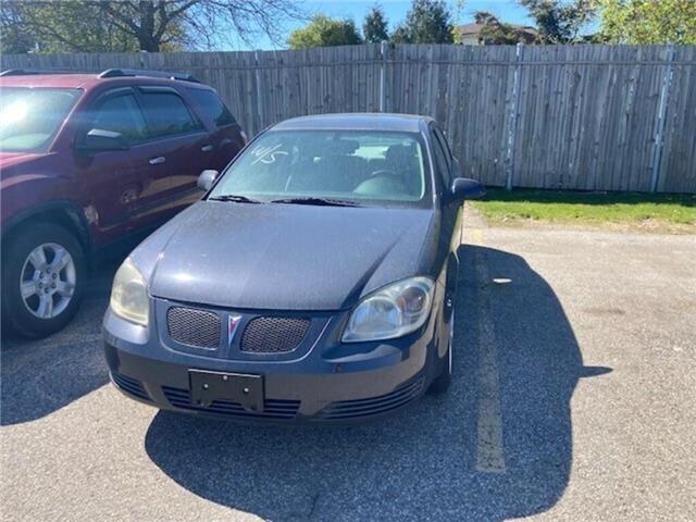2008 Pontiac G5 AS IS LOW KM (Stk: 128828A) in Milton - Image 1 of 1