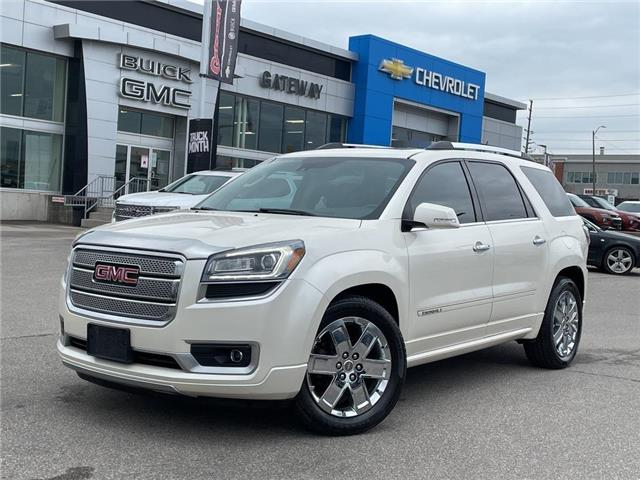2014 GMC Acadia Denali / AWD / PANO ROOF / D.V.D / LOW KMS / (Stk: 197747A) in BRAMPTON - Image 1 of 18
