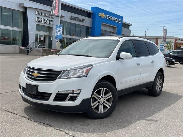 2017 Chevrolet Traverse LT / AUTOMATIC / REMOTE STARTER / BLUETOOTH / (Stk: 151768A) in BRAMPTON - Image 1 of 16