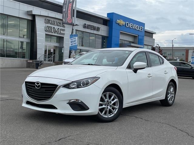 2016 Mazda Mazda3 GS / NAVIGATION / HEATED SEATS / ALLOY WHEELS / (Stk: 333492B) in BRAMPTON - Image 1 of 18