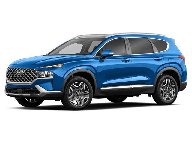 2021 Hyundai Santa Fe HEV Luxury (Stk: N23209) in Toronto - Image 1 of 2