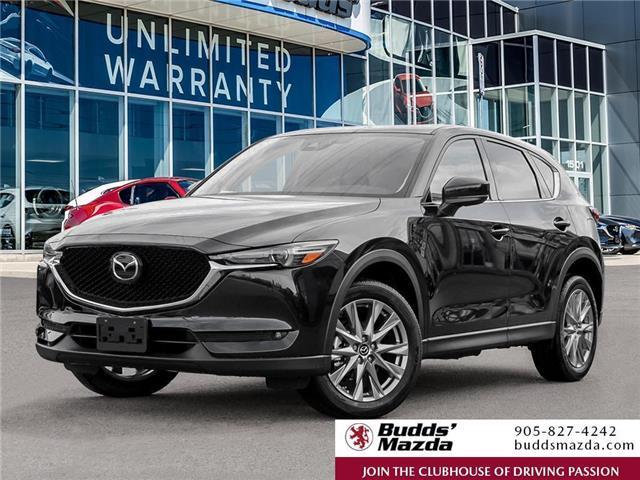 2021 Mazda CX-5 GT w/Turbo (Stk: 17287) in Oakville - Image 1 of 10