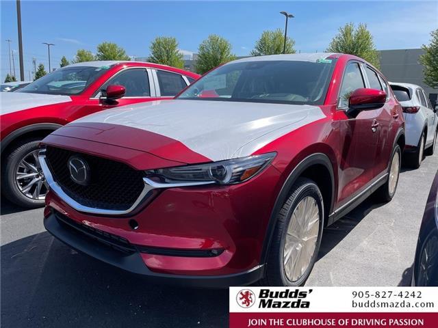 2021 Mazda CX-5 GT w/Turbo (Stk: 17436) in Oakville - Image 1 of 5